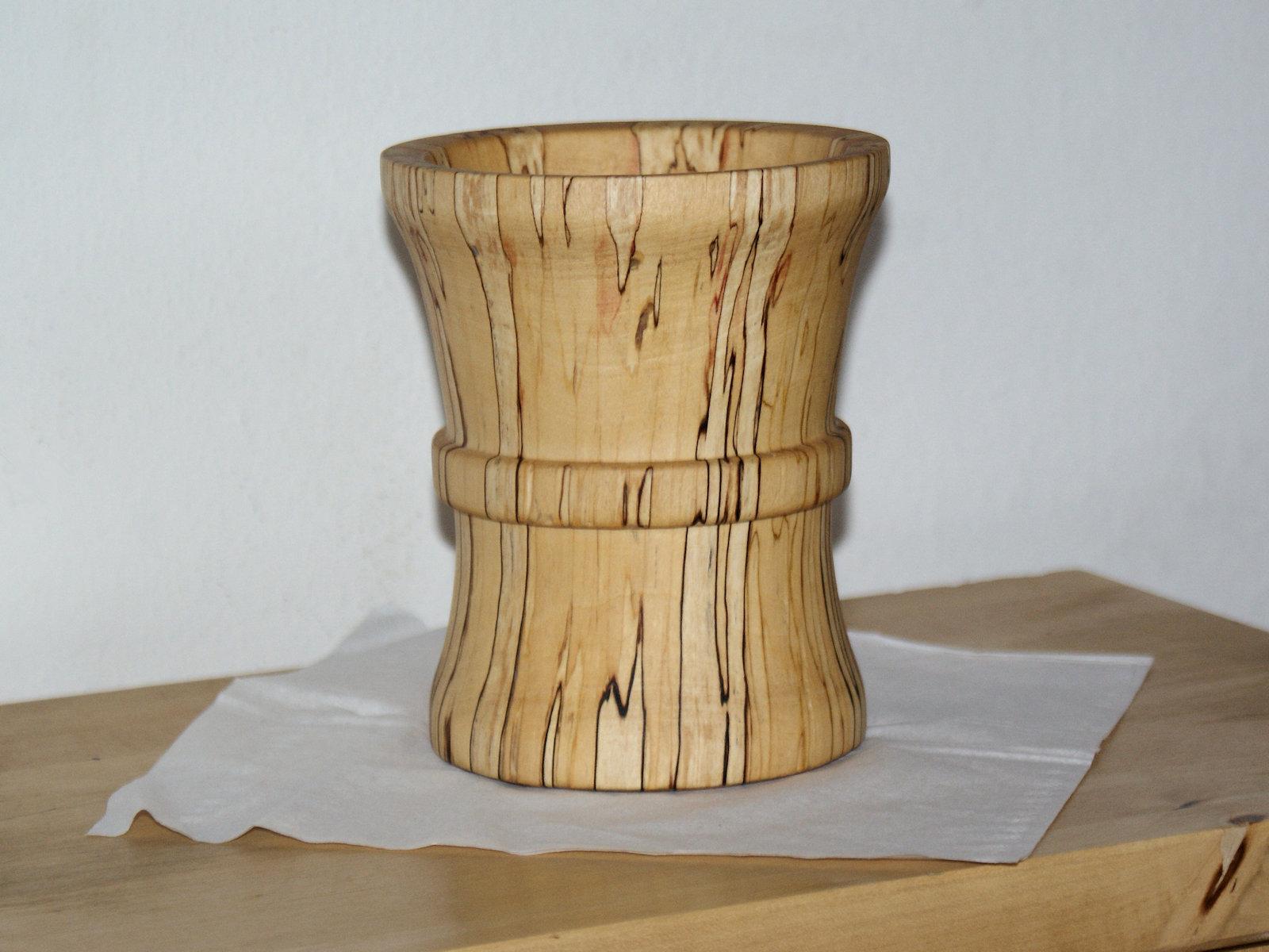 Mramorovaná bříza - pohár