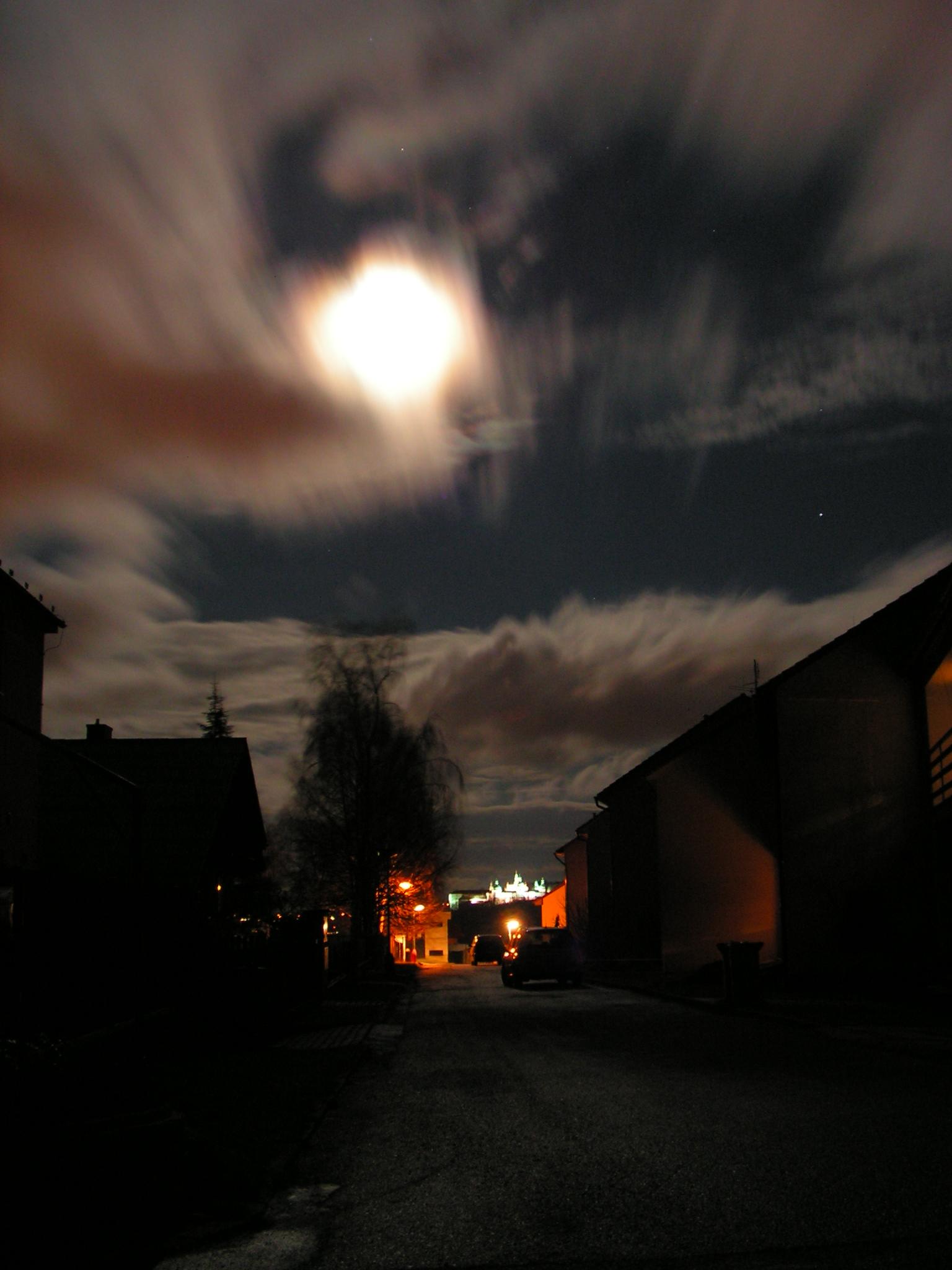 Divoké mraky